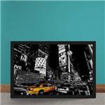 Quadro Decorativo Taxis Nova Iorque
