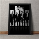 Quadro Decorativo The Beatles Capa