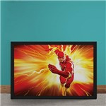Quadro Decorativo The Flash Dc Comics