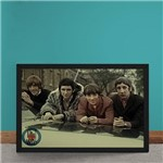 Quadro Decorativo The Who Carro
