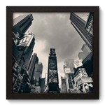 Quadro Decorativo Times Square N5027 22cm X 22cm