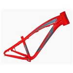 Quadro Gios 4 Freaks DH - FR Tapered 2019 Verm/cz