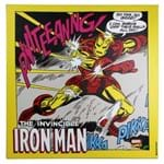 Quadro Homem de Ferro Ação