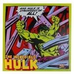 Quadro Hulk Ação
