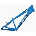 Quadro para Bicicleta de Wheeling Gios 4 Trix Azul Horizontal
