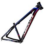 Quadro para Bike Aro 29 Absolute Nero 23 Pto/Verm/Azul