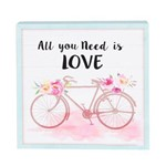 Quadro Petit All You Need Is Love