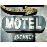 Quadro Tela Motel Vacancy