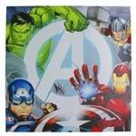 Quadro Vingadores Logo