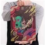 Quadro 32X23 Buzz - Oni Girl Malau