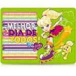 Quebra - Cabeça 100 Peças - Polly Pocket Melhor Dia - Mattel