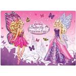 Quebra Cabeça 24 Peças - Barbie Butterfly e a Princesa Fairy BCB45 - Mattel