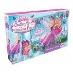 Quebra-Cabeça Barbie Butterfly e a Princesa Fairy 100 Peças - Mattel