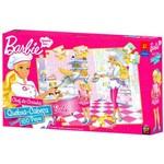 Quebra-cabeça - Barbie - Chef de Cozinha - 100 Peças - Mattel
