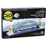 Quebra Cabeça 3d Puzzle Harbour Bridge 43 Peças Dtc