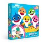 Quebra-Cabeça Grandão Baby Shark 48 Peças Toyster