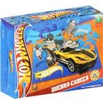 Quebra-cabeça - Hot Wheels - Ataque do Gorila - 24 Peças - Mattel