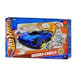 Quebra-Cabeça Hot Wheels Carro Clássico 100 Peças - Mattel