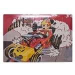Quebra Cabeça Mickey DY-397 Vermelho Vermelho
