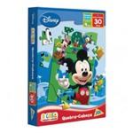 Quebra Cabeça Mickey no Parque 30 Peças - Toyster