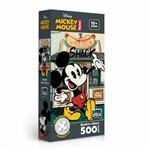 Quebra Cabeça Mickey Snack Shack 500 Peças Toyster