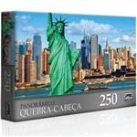 Quebra-cabeça - Panorâmico Nova York - 250 Peças - Toyster