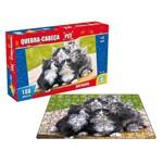 Quebra-cabeça Pet Gatinhos 108 Peças