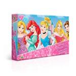 Quebra Cabeça Princesas 250 Peças - Toyster