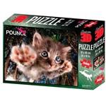 Quebra Cabeça Super 3D Gato 500 Peças - Multikids