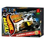 Quebra-cabeça - Team Hot Wheels - 24 Peças - Mattel