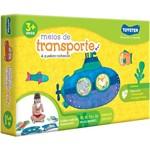 Quebra-Cabeça Toyster Meios de Transporte