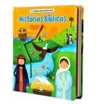 Quebra-Cabeças Divertidos: Histórias Bíblicas - Quebra-Cabeça - Ciranda Cultural
