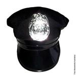 Quepe Policial Luxo
