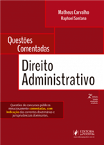 Questões Comentadas de Direito Administrativo (2018)