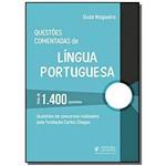 Questões Comentadas de Linguá Portuguesa