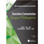 Questoes Comentadas - Lingua Portuguesa - Armador