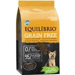 Ração Equilíbrio Cães Adulto Raças Pequenas Grain Free 1,5Kg