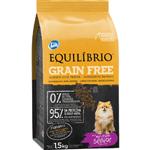 Ração Equilíbrio Cães Sênior Raças Pequenas Grain Free 1,5Kg