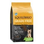 Ração Equilíbrio Grain Free Cães Adultos Miniatura 7,5kg