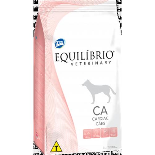 Ração Equilíbrio Veterinary Dog Cardiac – 2Kg _ Total 2kg