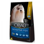 Ração Farmina Cibau Sensitive Fish Mini 1kg