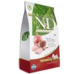 Ração Farmina N&D Grain Free Frango para Cães Adultos de Raças Pequenas - 10,1 Kg