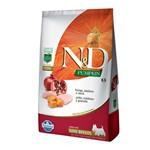 Ração Farmina N&D Pumpkin Frango para Cães Adultos de Raças Pequenas - 2,5 Kg