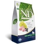 Ração Farmina N D Grain Free Cordeiro para Cães Adultos de Raças Grandes - 10,1 Kg