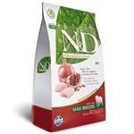 Ração Farmina N D Grain Free Frango para Cães Adultos de Raças Grandes - 10,1 Kg