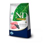 Ração Farmina N&D Grain Free Sabor Cordeiro e Blueberry para Gatos Adultos 10,1kg