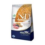 Ração Farmina Nd Low Grain Cordeiro para Gatos Adultos - 400 G