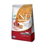 Ração Farmina Nd Low Grain Frango para Gatos Adultos - 400 G