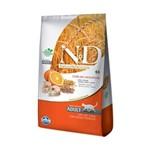 Ração Farmina Nd Low Grain Peixe para Gatos Adultos - 400 G
