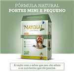 Ração Fórmula Natural Adulto Porte Mini e Pequeno 1kg